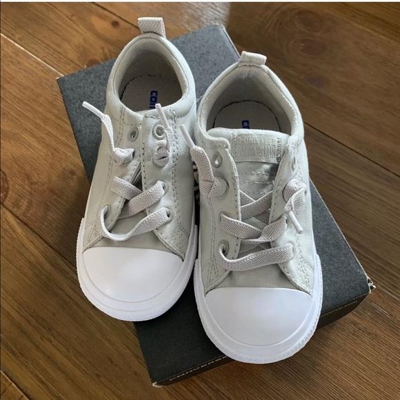 infant converse size 9